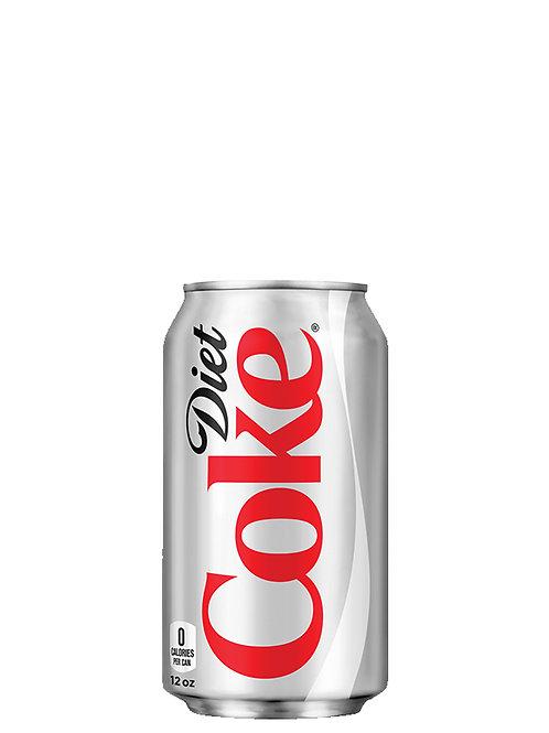 Coca Cola Diet Cans 375ml