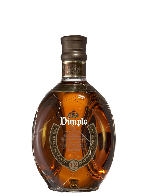 Dimple 12 Year Old Scotch Whisky 700ml