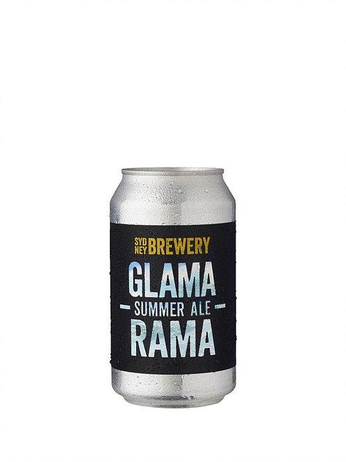 Sydney Brewery Glamarama Summer Ale Cans