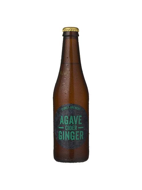 Sydney Brewery Agave Ginger Cider