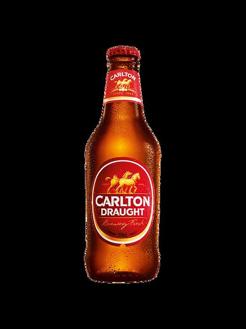 Carlton Draught Stubbies