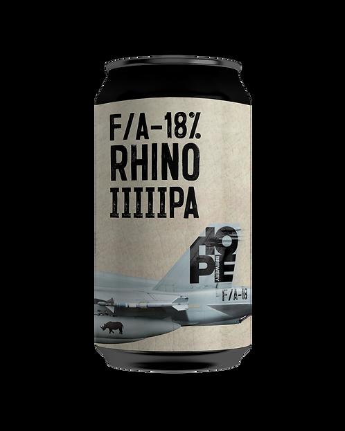 FA-18% RHINO IIIIIPA