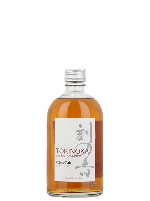 White Oak Tokinoka Blended Japanese Whiskey 500ml