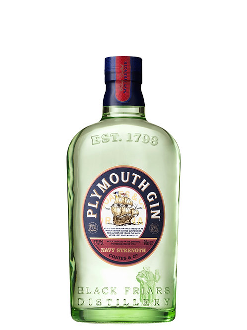 Plymouth Traditional Gin 700ml