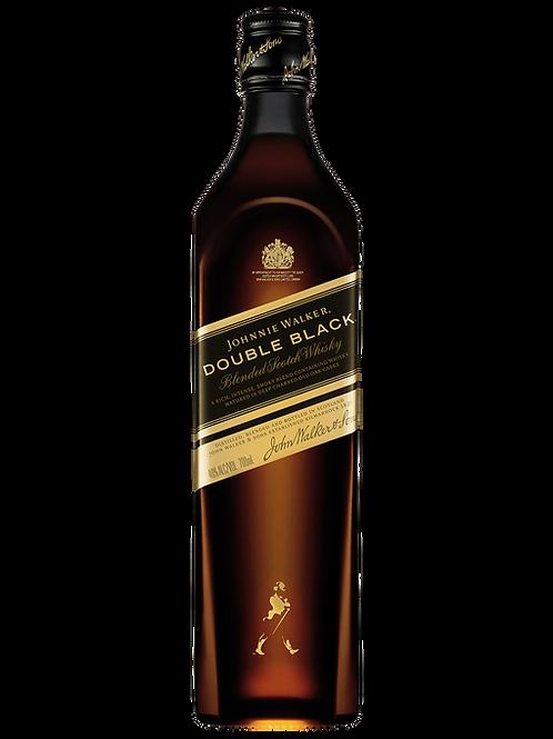 Johnnie Walker Double Black Scotch Whisky 700ml