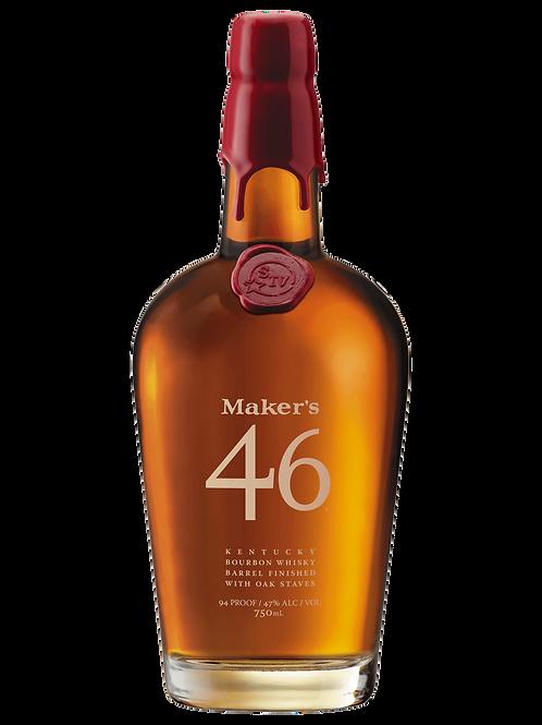 Maker's 46 Kentucky Bourbon 750ml