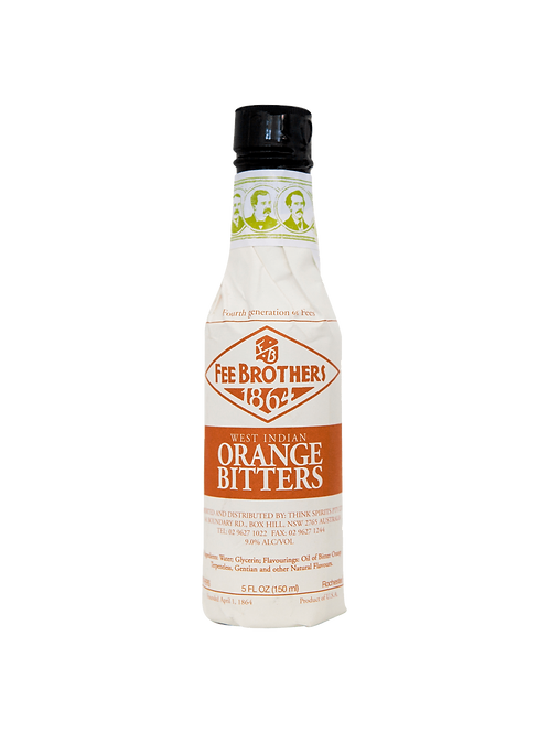 Fee Brothers West Indian Orange Bitters 150ml