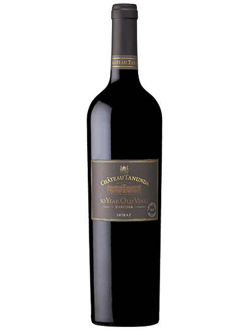 Chateau Tanunda 50yr Old Shiraz