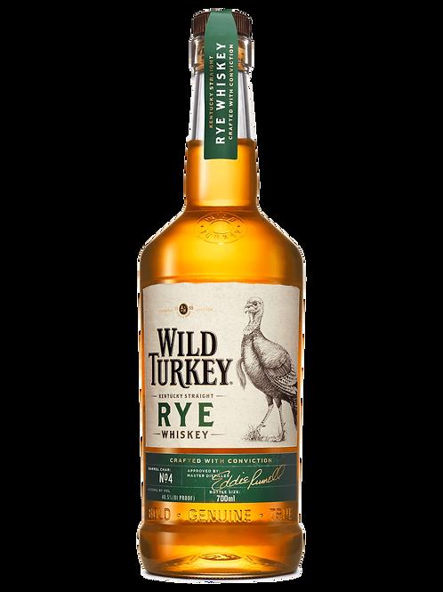 Wild Turkey Kentucky Straight Rye Whiskey 700ml