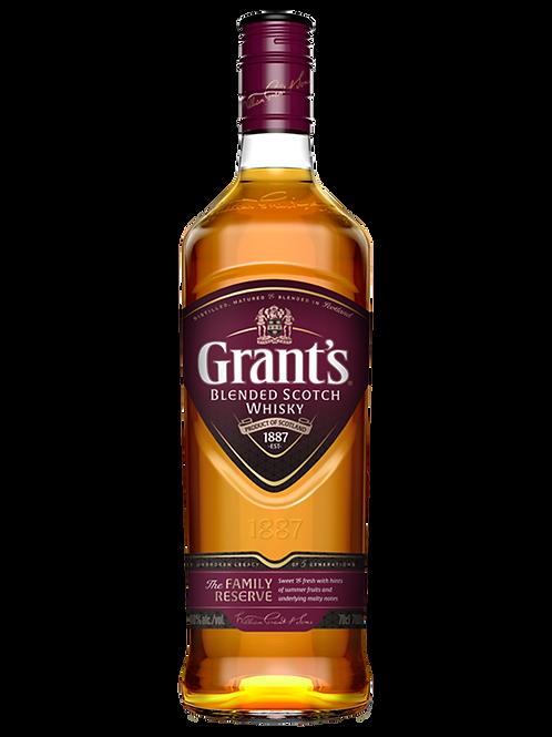 Grant's Scotch Whisky 700ml