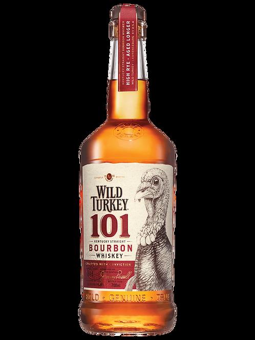 Wild Turkey 101 Proof Bourbon 700ml