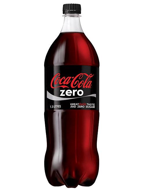 Coca Cola No Sugar Bottles 1.25ml