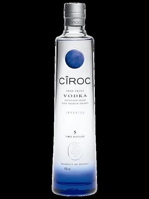 CÎROC Vodka 750ml