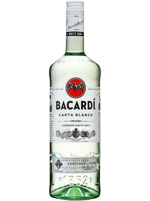 Bacardi Superior White Rum 1L