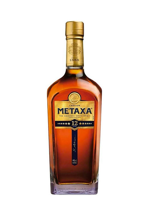 Metaxa 12 Star Brandy 700ml