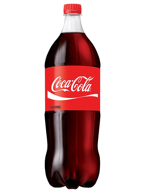 Coca Cola Bottles 1.25L