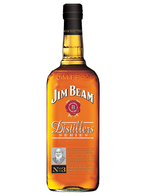 Jim Beam Distillers Series No.3 Australian Edition