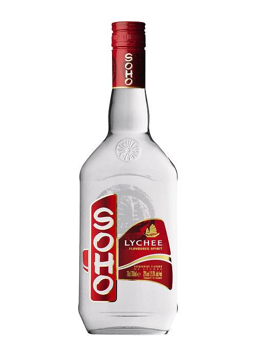 Soho Lychee Flavoured Liqueur 700ml