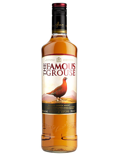 Famous Grouse Blended Scotch Whisky 700mL