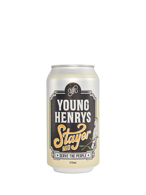 Young Henry's Stayer Mid