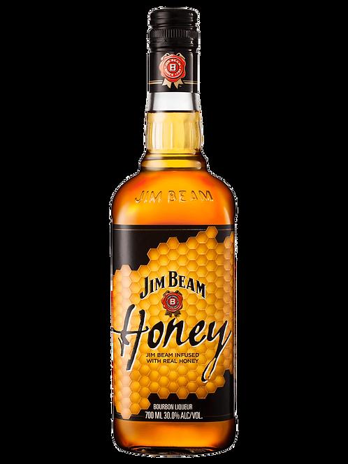 Jim Beam Honey Bourbon Liqueur 700ml