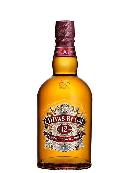 Chivas Regal 12 Year Old Scotch Whisky 700ml