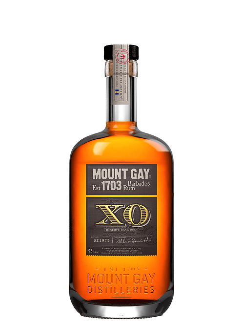 Mount Gay Extra Old Rum 700ml