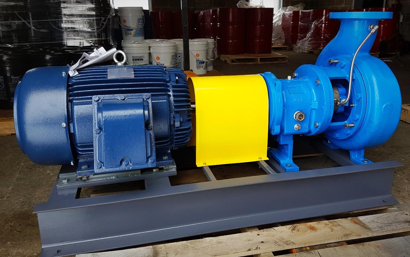 Assemblage sur mesure moteur pompe