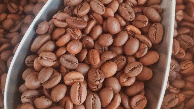 Кофе Робуста в зернах 100 грамм