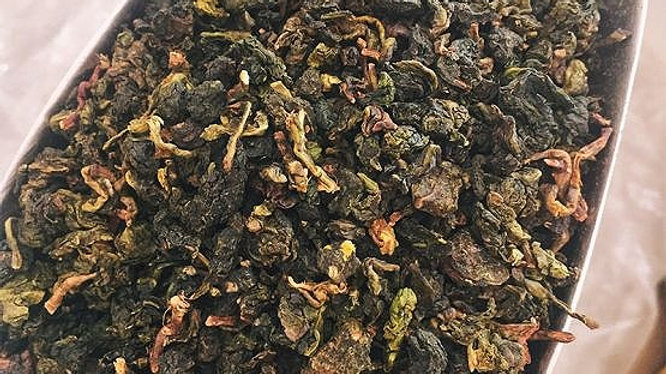 Чай Улун (Оолонг) Манго 100 грамм
