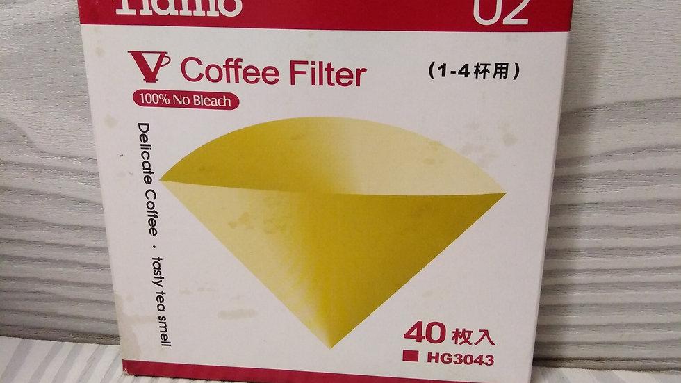 Кофе фильтр.1 упаковка (40 шт)