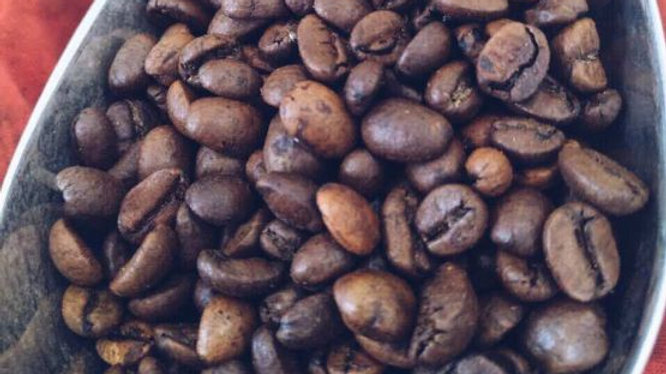 Кофе Лювак 50% (Чон) в зернах 100 грамм
