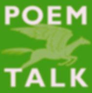 Poem Talk logo link