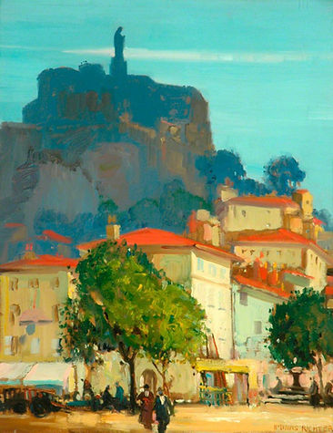 Le Puy le rocher, Corneille - Herbert Da