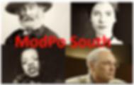 poetry magazine, modpo south