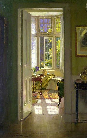 Interior, Morning Patrick William Adam (