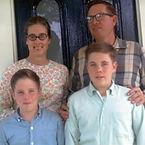 poetry magazine, family portrait