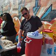 Chris - volunteer