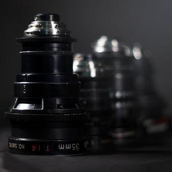 cineovision lens rental