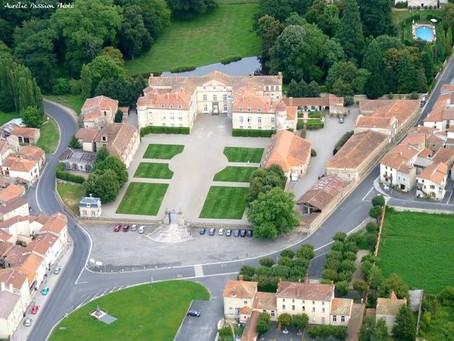 Dressage au Château de Parentignat (63) : c'est (re) parti !