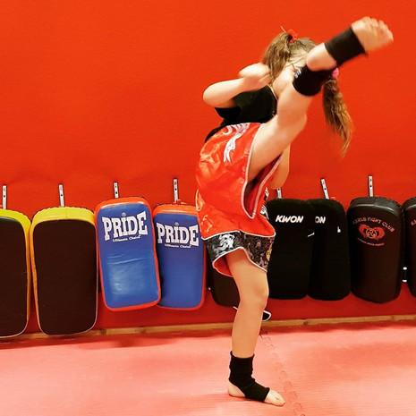 Kickboxen Freiburg, Kinder von 7 bis 11 Jahren