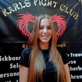 Trainerin für Kinder ab 4 Jahre Kickboxen Freiburg