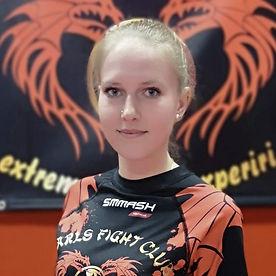 Kickboxen Freiburg, Trainerin Drachenkinder 4-6 Jahre