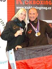 Frauen und Kickboxen in Freiburg