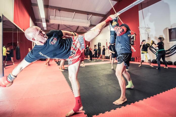 Kickboxen für Jugendliche und Erwachsene