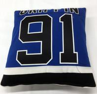 Custom Hockey Pillow