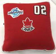 Canadian Hockey Pillow