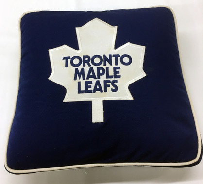 Maple Leaf Jersey Pillow
