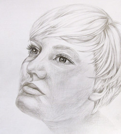 Silverpointdrawing