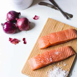3 Easy Salmon Recipes